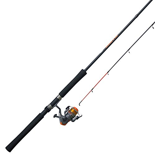 Zebco Crappie Fighter 102L Combo 6 Lb Spinning