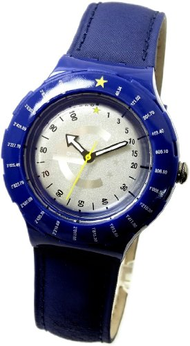 1999 Special Scuba 200 Swatch Watch Euroconverter Launch of Euro (Scuba 200 Swatch Watch)