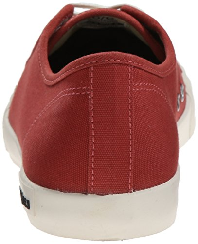 Seavees Womens 06/67 Monterey Standard Fashion Sneaker Rosso Ocra