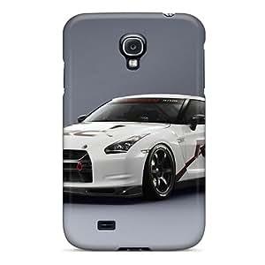 Unique Design Galaxy S4 Durable Tpu Case Cover Godzilla Of Japan Nissan Gtr