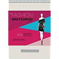 Fashion Sketchpad: 420 Figure Templates for Designing Clothes and Building Your Portfolio: 420 Figure Templates for Designing Looks and Building Your Portfolio
