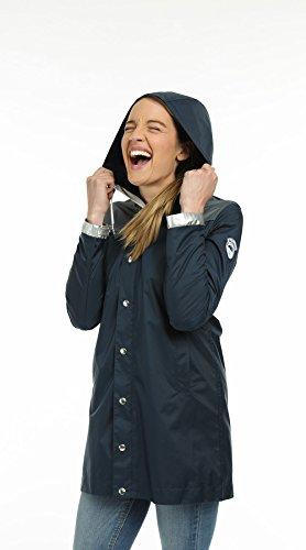 Edition Manteau Beseason Imperméable Femme Water Waterproof repellent Raincoat Multicolore Parka Limited 5PgPUa7