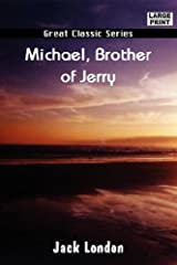 Michael Brother of Jerry (Large Print) Paperback