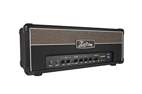 Head Custom Amp Cabinet (Kustom  KG100HFX 100W Guitar Amp Head with Digital Effects)