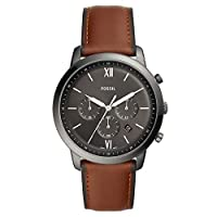 Fossil Men's Neutra Chronograph Stainless Steel Watch