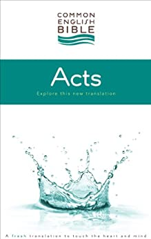 CEB Common English Bible Acts of the Apostles - eBook [ePub] by [Common English Bible]