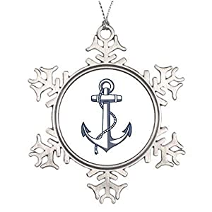 41weYlp55HL._SS300_ 75+ Anchor Christmas Ornaments