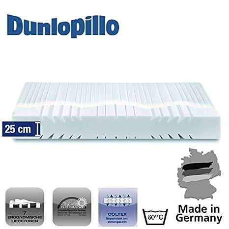Dunlopillo Colchón 90 x 190 cm, dureza: H2 Coltex Big c.d.a: Amazon.es: Hogar