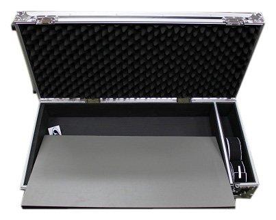 Ata Pedal - Odyssey FZGPEDAL32W Flight Zone 32 Guitar Pedal Board Ata Case With Wheels