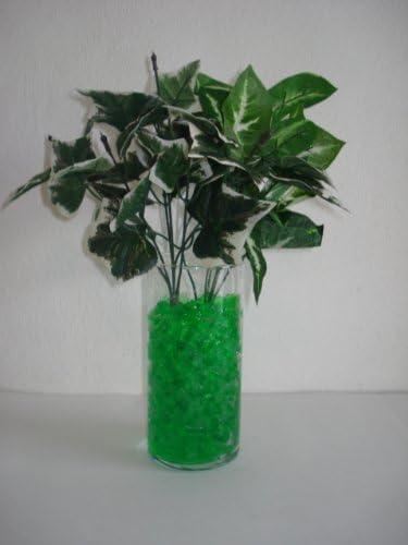 Detalles de cristal agua almacenar Gel De Color Cristales Para Jarrones 4 Lt Brillante Ruby