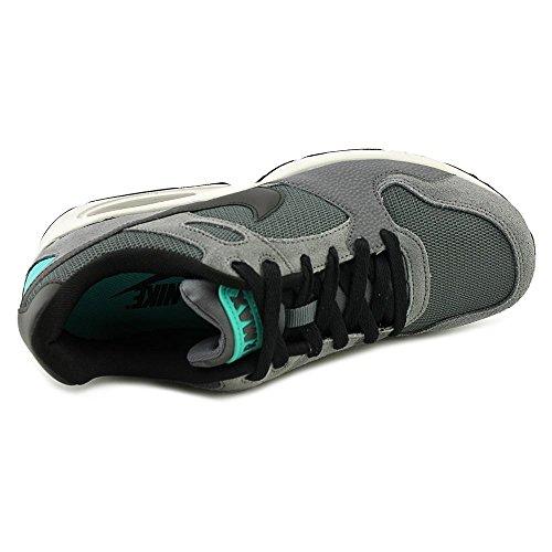 Nike Air Max Coliseum Racer - Zapatillas de running, Hombre Gris / Negro / Blanco (Dark Grey / Blck-Lght Bn-Hypr Jd)