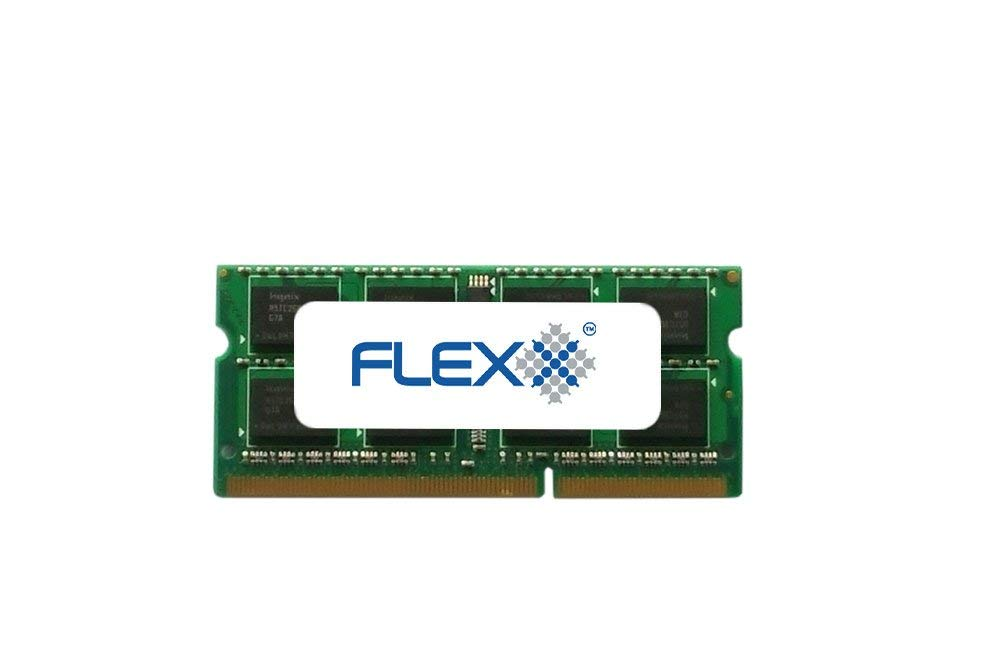 Memoria RAM 4GB Flexx (4GBx1) DDR3 PC3-8500 1067MHz 204-Pin SODIMM (for Mac)