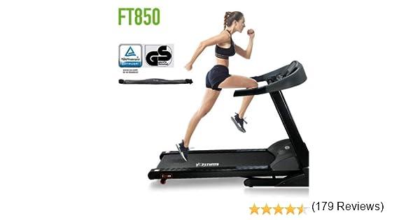 Fitifito FT850 Cinta para correr profesional, entrenamiento en ...