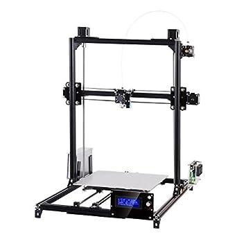 Wewoo Impresora 3D 3D Kit Tuercas con nivelado automático Reprap ...