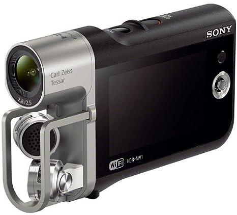 Sony HDR-MV1 - Videocámara (16,8 MP, CMOS, 25,4/2,3 mm (1/2.3