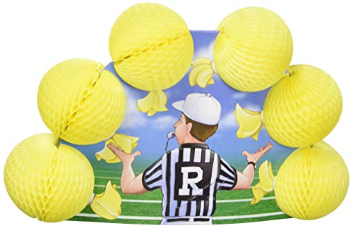 Referee Pop-Over Centerpiece Party Accessory (1 count) (1/Pkg)