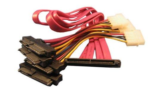 Data Storage Cables, p/n I3229-.5MC: Internal 32 Multilane-SAS Drive x4, 0.5M, Generic [Electronics]