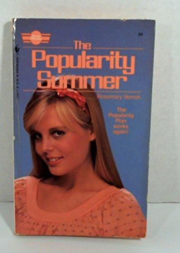 The Popularity Summer (Sweet Dreams Series #20) ()