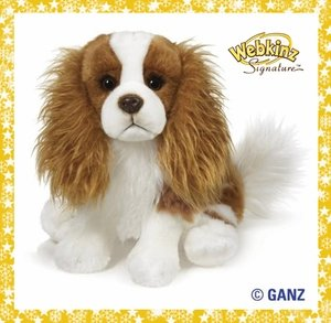 Amazon.com: Webkinz Signature King Charles Spaniel: Toys