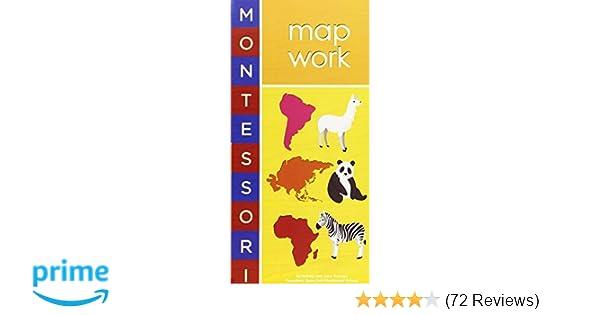 Montessori: Map Work: Bobby George, June George