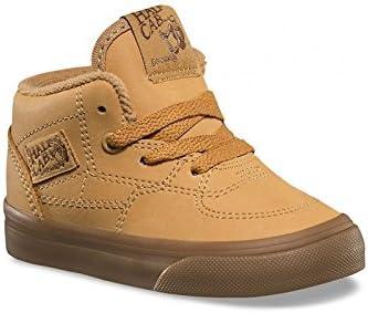 Vans Chaussures T Half Cab Vansbuck Lite GumMono MARRO