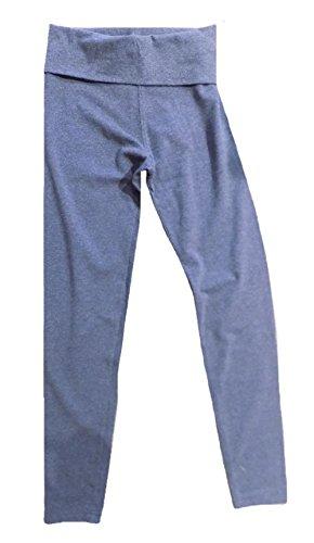 Hard Tail Contour Rolldown Ankle Legging - Dark Charcoal (M, Dark Charcoal)