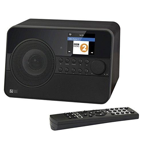 Ocean Digital Wifi Internet Radio WR238 Bluetooth Radio With