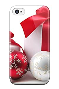 High Grade Mark Evans Flexible Tpu Case For Iphone 4/4s - Homemade Christmas Gifts