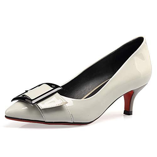 Apl10974 Blanc Sandales Balamasa Femme Compensées TaF4zwx1q