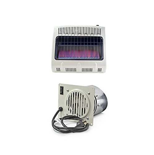 Mr Heater Corporation Mr Heater 30 000 Btu Vent Free Blue Flame Propane Heater Mhvfb30lpt Bundle