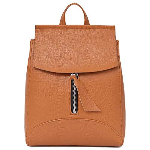 Leather 01 Teenage Female Girls Travel Shoulder Backpack Women School Bags Fashion 8pTwq