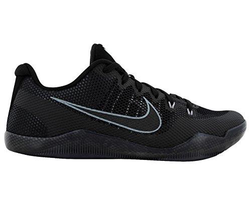 Nike Kobe Xi Mens Scarpe Da Ginnastica Da Uomo 836183 Scarpe Da Ginnastica Nere Cool Grigio 001