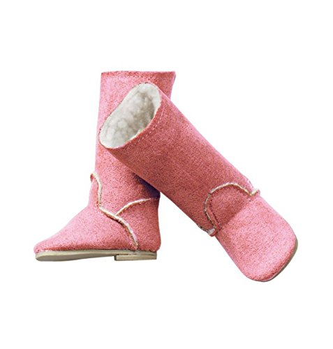 """Gotz Winter Boots for 18"""" and 19.5"""" Standing Dolls"""