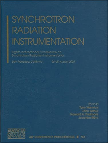 Synchrotron radiation instrumentation eighth international synchrotron radiation instrumentation eighth international conference on synchrotron radiation instrumentation aip conference proceedings accelerators fandeluxe Images