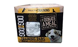 Dog For Dog Training Pads In Box (100 Pack)