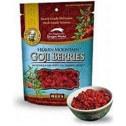 Dragon herbs goji berries