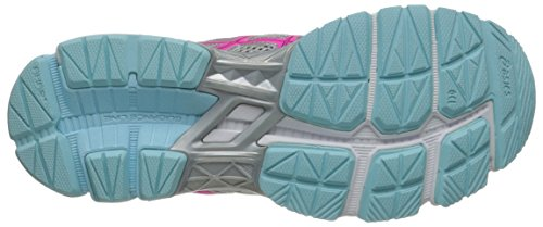 Asics GT-2000 2 Maschenweite Laufschuh Lightning/Hot Pink/Mint