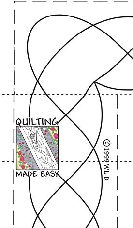 Quilting Made Easy Border 26 #103 1.75