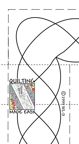 Quilting Made Easy Border 26' #103 1.75 by Quilting Made Easy, Inc.