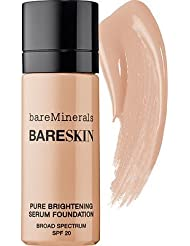 bareMinerals Pure Serum Foundation, Bare Satin, 1 Ounce