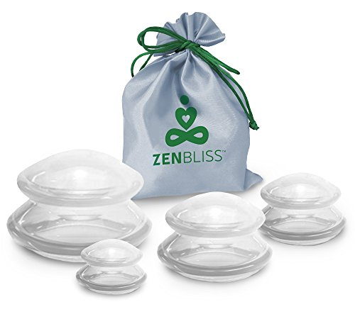 Cupping Therapy Sets - Massage Cups for Cupping Therapy and Anti Cellulite Massage Cups for Cellulite Cupping (4)