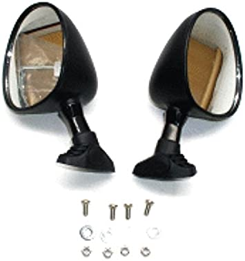 Rear View Side Mirrors For 2005 Ski-Doo MX Z 600 Renegade~Sports Parts Inc.