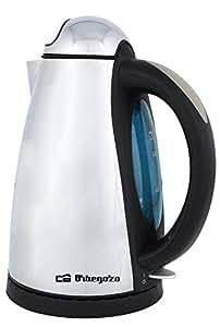 Orbegozo KT 6020 - Hervidor de agua, 1850 - 2200 W, 1,7 l