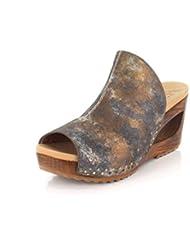 Dansko Womens Sage Wedge Sandal