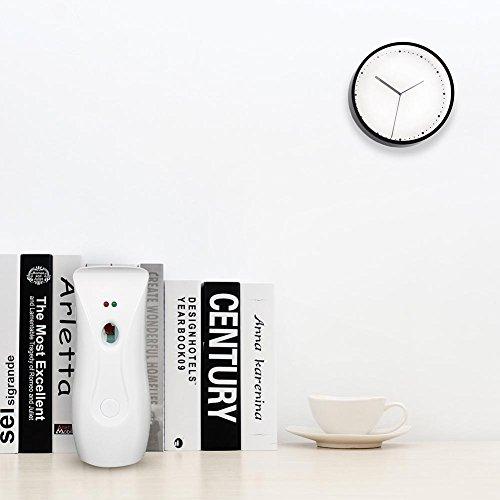 FOONEE Air Freshener Dispenser,Wall-mounted Automatic Spray Machine Perfume Dispenser,Aerosol Fragrance Perfume Refill Cans by FOONEE (Image #3)