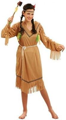 Value - Disfraz de indio para mujer: Amazon.es: Juguetes y juegos