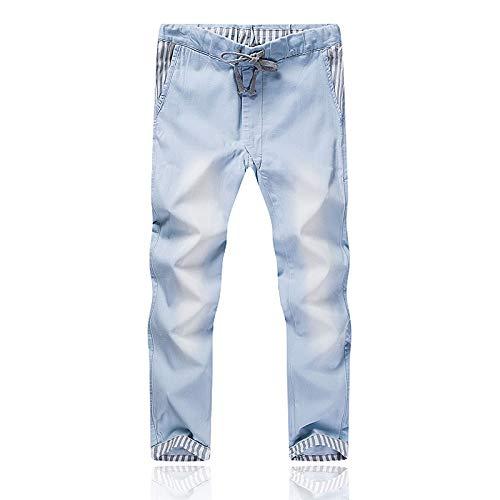 Oliviavan Pantalones para Hombre, Moda de Hombre Casual ...