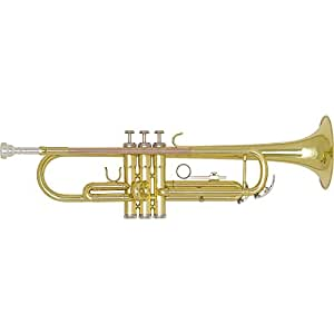 Etude ETR-100 Series Student Bb Trumpet Lacquer