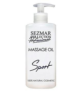 500 ml Luxus Deporte aceite para masaje piel Relaxing aceite de almendra + aceite de semillas + enebro + Salvia + Lava ndel Anti Age Oil: Amazon.es: Salud y ...