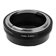 Fotodiox Lens Mount Adapter - Canon FD & FL 35mm Lens to Canon EOS M (EF-M Mount) Mirrorless Camera Body